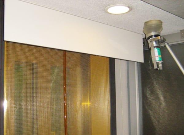 防排煙設備<br>防煙スクリーン作動点検