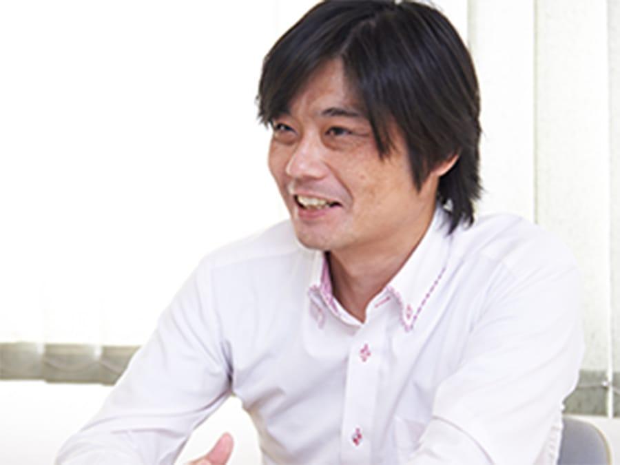 総務部 山岸 亮 総務課 主任 / 2010年入社