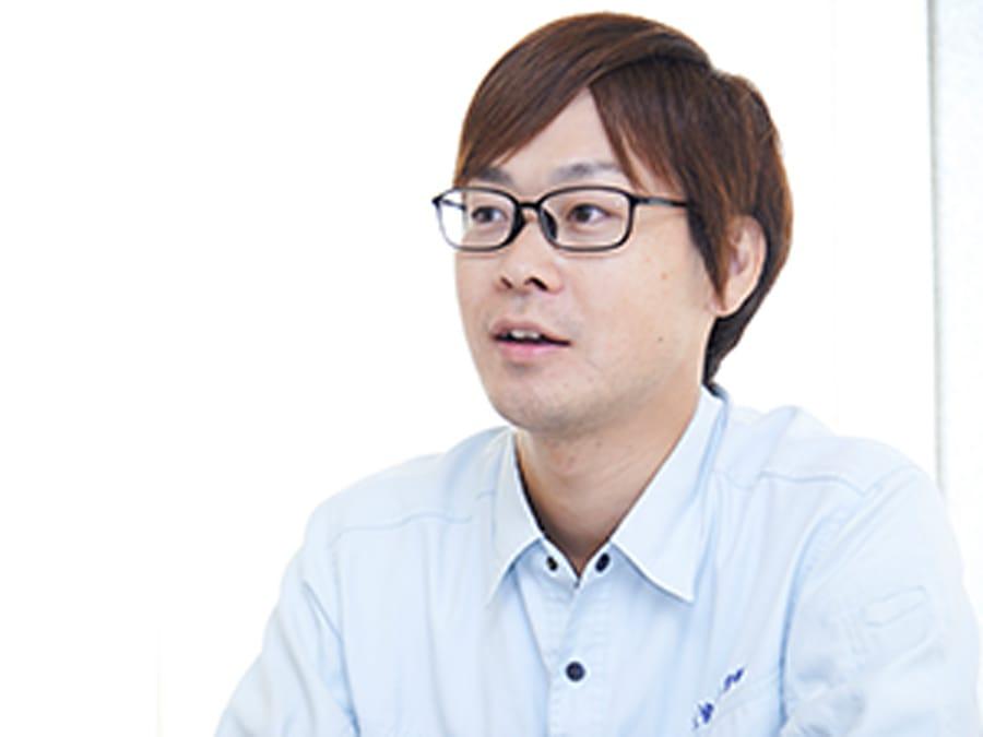 技術部 吉田 智紀 清掃課 排水係 / 2015年入社