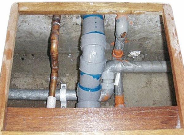 給排水設備保守修繕